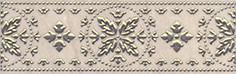 Керамическая плитка Формиелло Бордюр STG A412 7154 20х6
