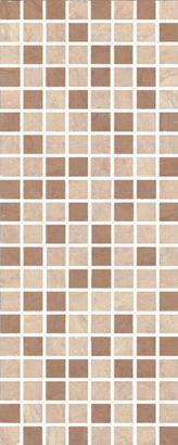 Керамическая плитка Формиелло Декор мозаичный MM7155 20х50