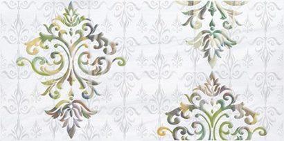 Керамическая плитка Frame Декор белый 08-05-00-1368 20х40