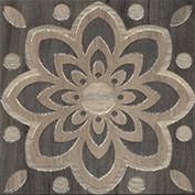 Керамическая плитка Фратте Вставка напольная серый лаппатированный HGD B31 TU0031L 15х15