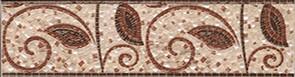 Керамическая плитка Galatia branch Бордюр 6