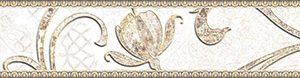 Керамическая плитка Galia Бордюр  BWU12GLI07R 6