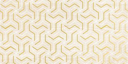 Керамическая плитка Genesis Fractal Декор бежевый 30х60