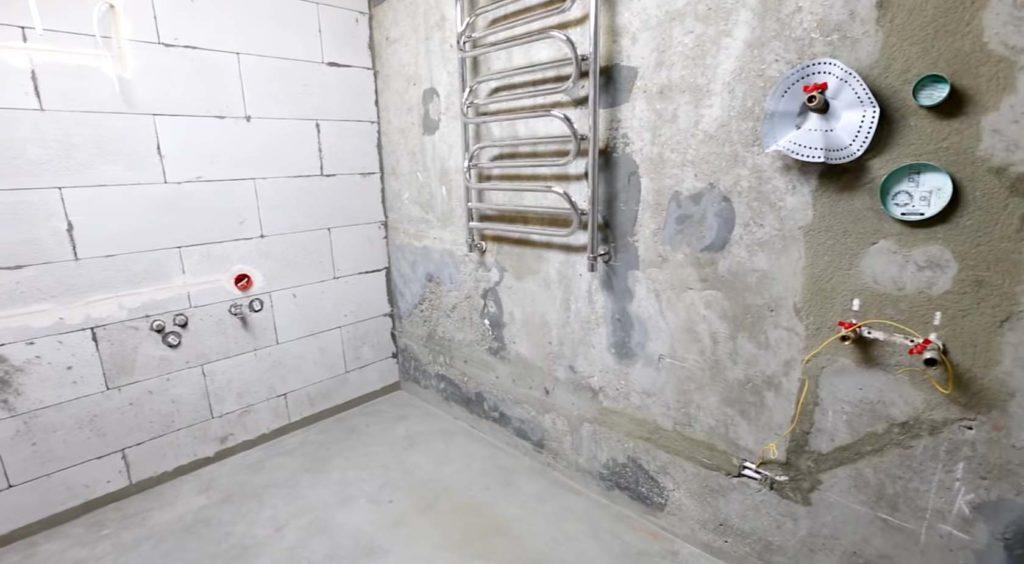 Особенности гидроизоляции ванной комнаты