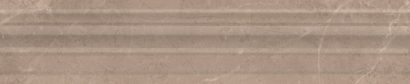 Керамическая плитка Гран Пале Бордюр Багет беж BLE007 5