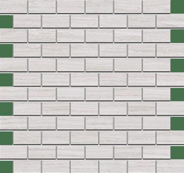 Керамическая плитка Грасси Декор светлый мозаичный MM13038 32х30