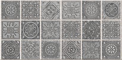 Керамическая плитка Grazia Декор Grey
