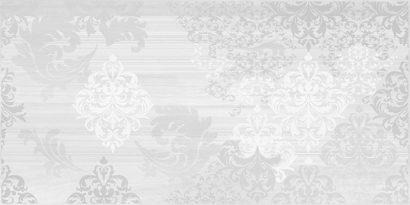 Керамическая плитка Grey Shades вставка узор белый (GS2L051DT) 29