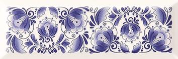 Керамическая плитка Gzhel 01 Декор 10х30