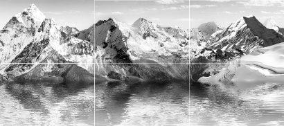 Керамическая плитка Himalayas P6D255 Панно из 6-ти плиток 90х40