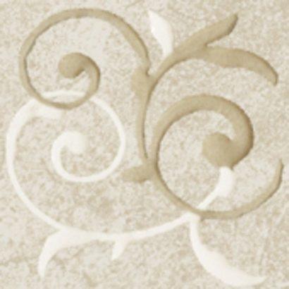 Керамическая плитка Inspirio Beige naroznik Декор напольный 72x72 мм 22 шт