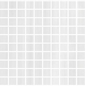 Керамическая плитка Искья Декор мозаичный белый MM12092 25х75