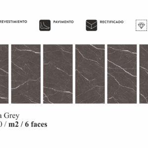 Коллекция плитки Itc Angola 60X120 Китай