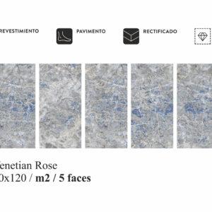 Коллекция плитки Itc Venetian Rose 60X120 Китай
