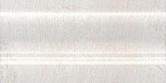 Керамическая плитка Кантри Шик Плинтус белый FMC010 10х20
