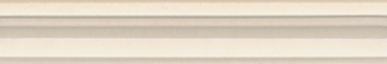 Керамическая плитка Каподимонте Багет беж BLC005 30х5