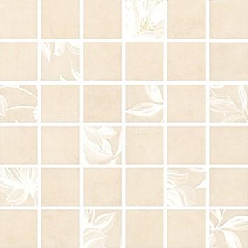 Керамическая плитка Каподимонте Декор мозаичный беж MM11099N 30х30