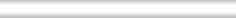 Керамическая плитка Карандаш матовый белый 151 20х1