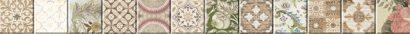 Керамическая плитка Kiparis Бордюр 48-03-11-477-0 4