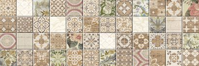 Керамическая плитка Kiparis Плитка настенная мозаика 17-30-11-477 20х60