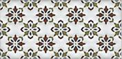 Керамическая плитка Клемансо Декор орнамент STG B619 16000 7