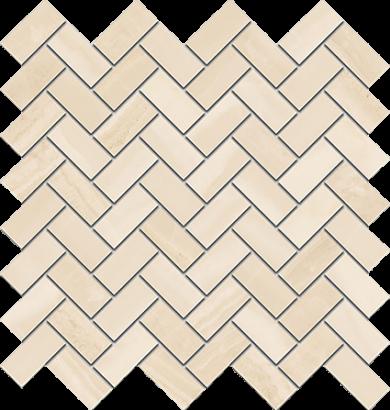 Керамическая плитка Контарини Декор беж мозаичный 190 004 31