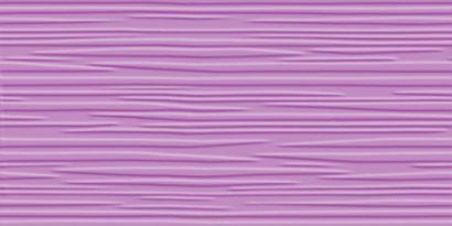 Керамическая плитка Кураж-2 фиолетовый  08-11-55-004   89-53-00-04  Плитка настенная 40х20
