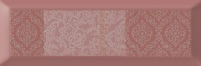 Керамическая плитка Lacroix decor 05 100х300 мм - 20 шт