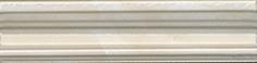 Керамическая плитка Летний сад Бордюр Багет беж BLB018   5х20