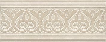 Керамическая плитка Линарес Бордюр декорированный обрезной BDA016R 30х12