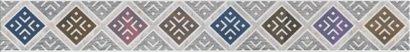 Керамическая плитка Линьяно Бордюр ALD A38 7071T 50х6