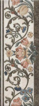 Керамическая плитка Лирия Декор VT A34 15133 15х40