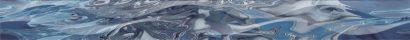 Керамическая плитка Listello Sea Бордюр 7