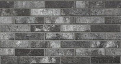 Керамическая плитка London Charcoal Brick плитка фасадная 60х250 мм 3200 58