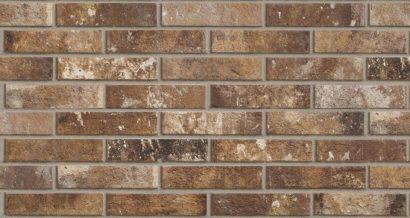 Керамическая плитка London Sunset Brick плитка фасадная 60х250 мм 3200 58