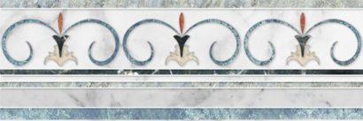 Керамическая плитка Losanga Louvre Бордюр 15х45