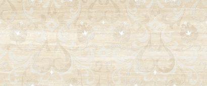 Керамическая плитка Lotus beige Декор 01 25х60