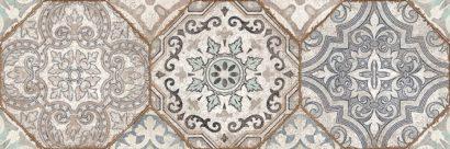 Керамическая плитка Majolica вставка многоцветный (MA2O451DT) 19