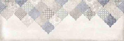 Керамическая плитка Majolica вставка В голубой (MA2O042DT) 19