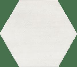 Керамическая плитка Макарена белый 24012 20х23