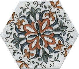 Керамическая плитка Макарена Декор STG A629 24001 20х23