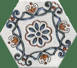 Керамическая плитка Макарена Декор STG A630 24001 20х23