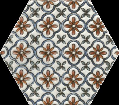 Керамическая плитка Макарена Декор STG A631 24001 20х23