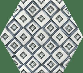 Керамическая плитка Макарена Декор STG A632 24001 20х23