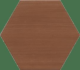 Керамическая плитка Макарена коричневый 24015 20х23