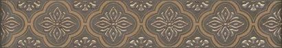 Керамическая плитка Марчиана Бордюр золото AD B293 5265 20х3