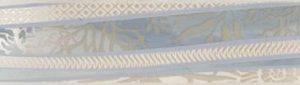 Керамическая плитка Маритимос Бордюр обрезной HGD A404 11144R 60х7