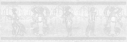 Керамическая плитка Мармара Олимп Декор серый 17-03-06-660 20х60