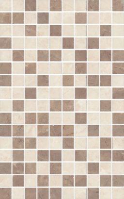 Керамическая плитка Мармион Декор мозаичный MM6267B 25х40