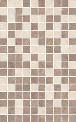 Керамическая плитка Мармион Декор мозаичный MM6267C 25х40